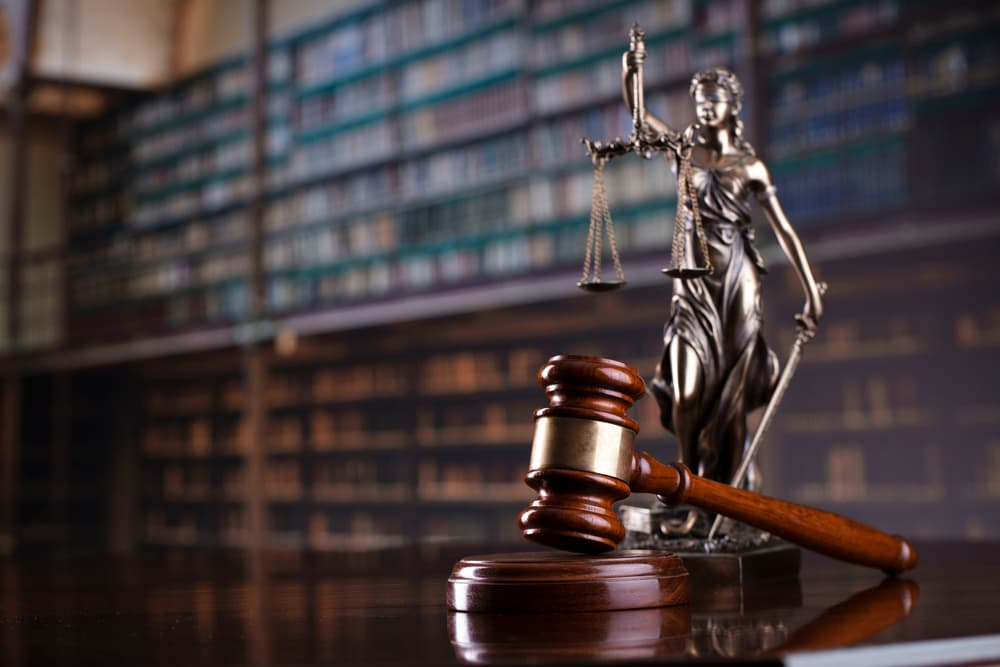 What are the 7 stages of a criminal trial