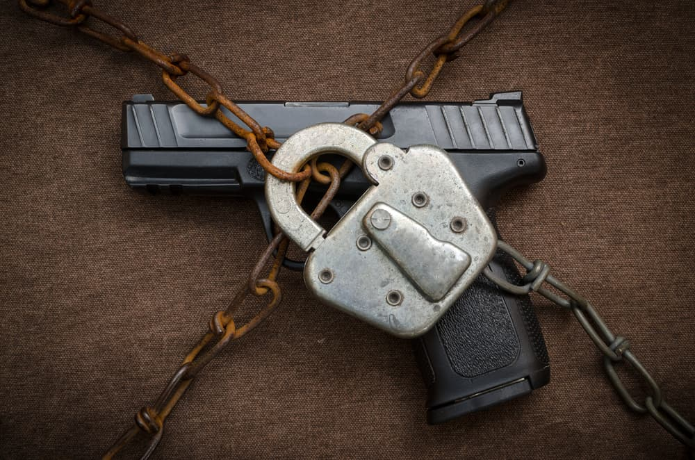 Who can carry a weapon in California