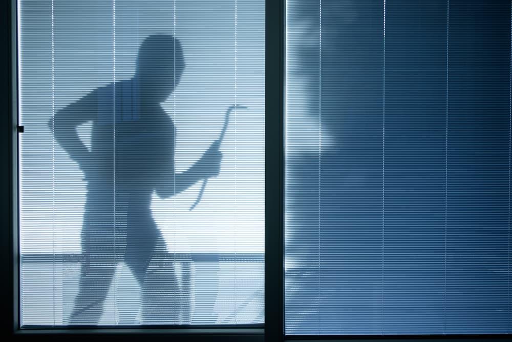 What is burglary
