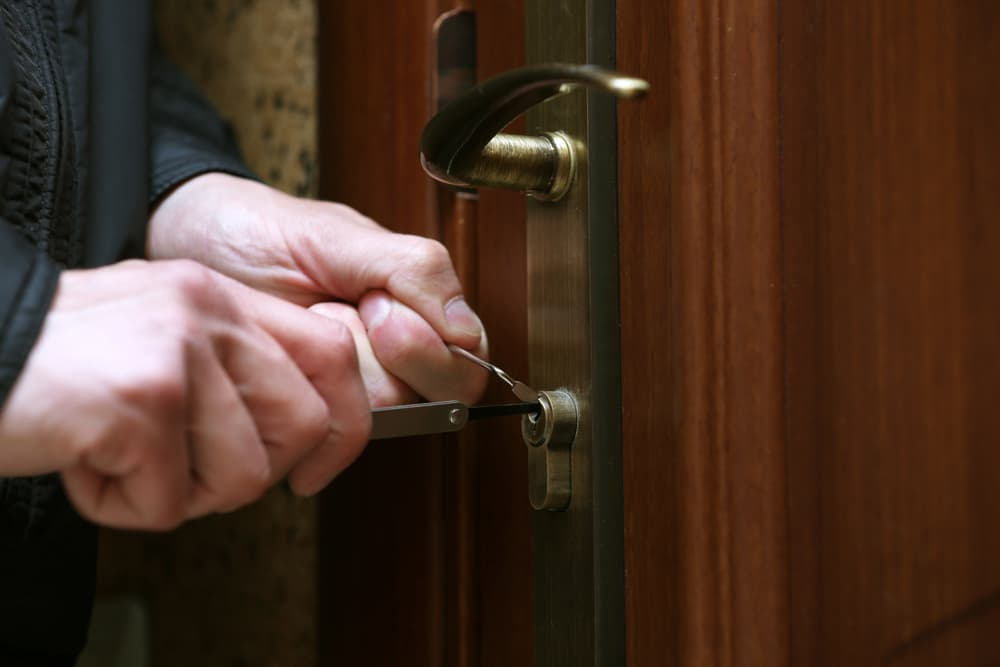 What are the frequently asked questions about burglary
